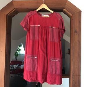 Isabel Marant Silk/Cotton Dress